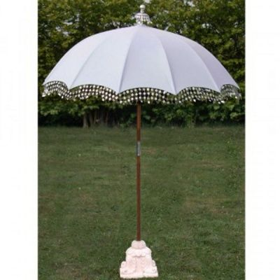 Garden Parasols, bring the exotic to your outdoors - Amara's Blog