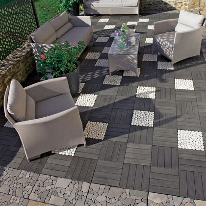 17 best ideas about dallage terrasse on pinterest - Refaire une terrasse carrelee ...