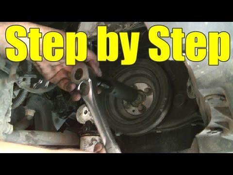Fe A D C Dcff D D C A How To Remove Timing Belt on 2001 Mitsubishi Galant Rear Brakes