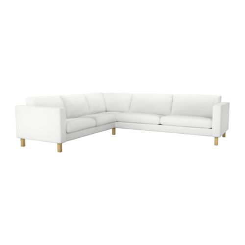 Karlstad Corner Sofa, Blekinge White   Modern   Sectional Sofas   By IKEA Part 37