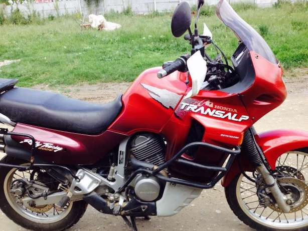 Vand HONDA Transalp XL 600 V 1999 Bucuresti - imagine 2