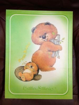 Critter sitter folder
