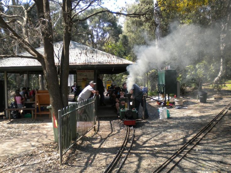 Toowoomba Live Steamers Inc. | Kearneys Spring Historical Park, Spring Street, Toowoomba, 4350 QLD