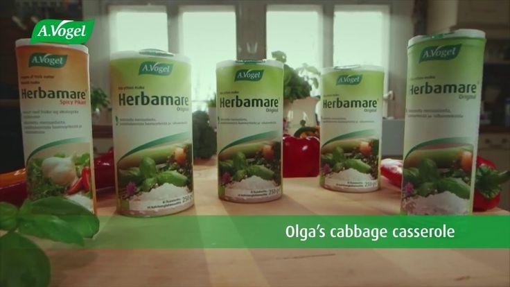 A.Vogel Olga's cabbage casserole