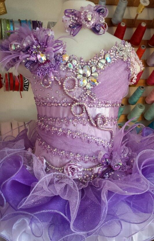 1000+ ideas about Glitz Pageant Dresses on Pinterest
