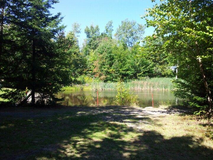 Camping Laurentien in Val-David, QC