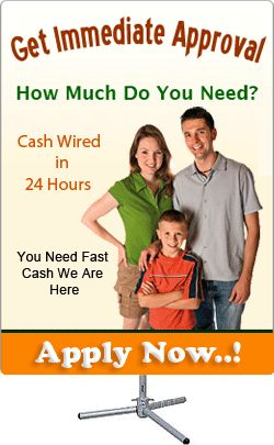 Instant Payday Loans Of Up To £1000 - Apply Online 24/7