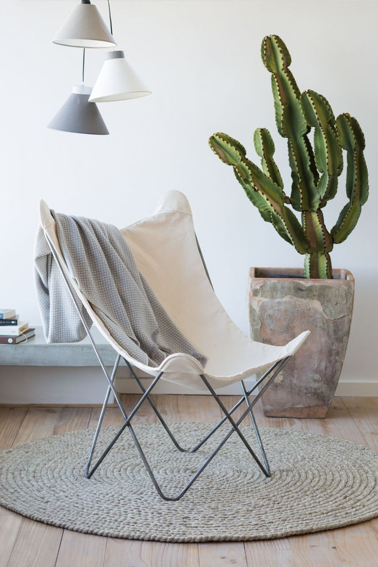 107 Best Interiors Butterfly Chair Images On Pinterest