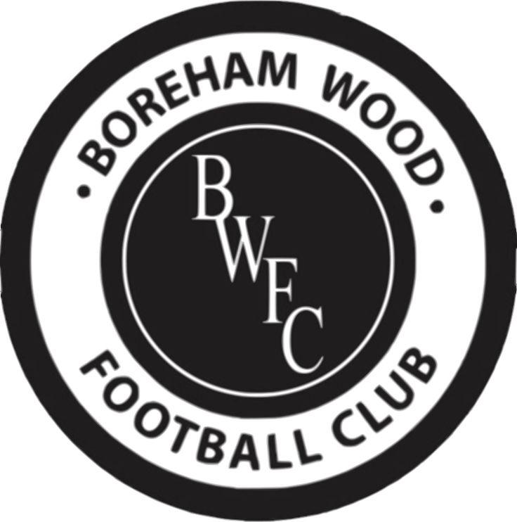 1948, Boreham Wood F.C. (Borehamwood, Hertfordshire, England) #BorehamWoodFC #England (L13389)