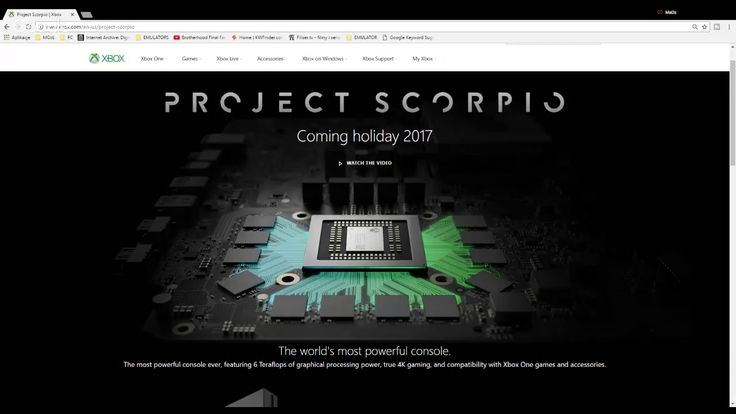 Xbox Scorpio - Will MS Leave Xbox One behind