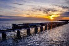 Pamban Bridge -India Wikipedia, the free encyclopedia