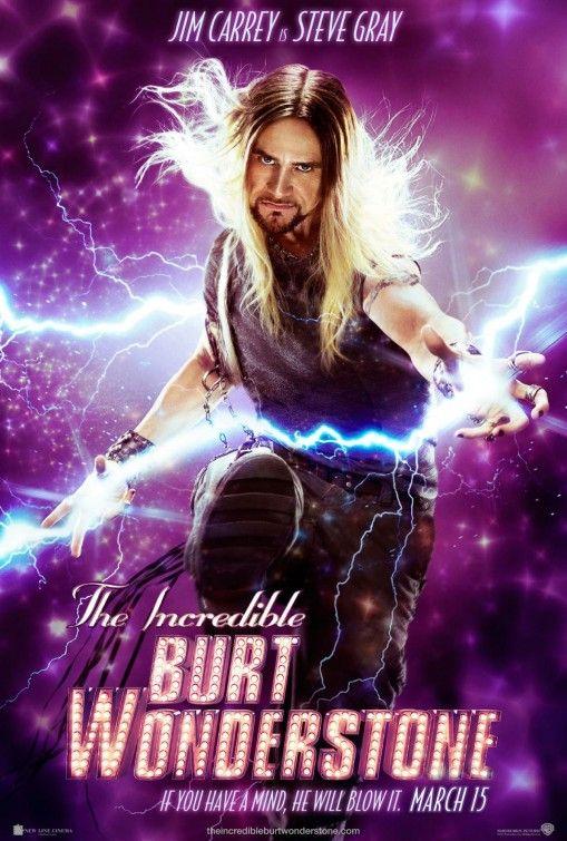 The Incredible Burt Wonderstone (2013) ~1eyeJACK~