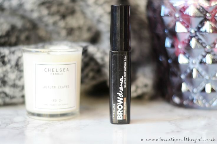 MAYBELLINE BROW DRAMA REVIEW Need a quick solution for your ‪#‎brows‬?  Maybelline Brow Drama will shape it perfectly! http://www.beautyspin.co.uk/maybelline/brow-drama-shaping-mascara-for-eyebrows/ @Chloe