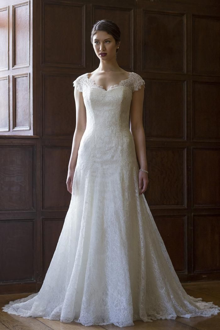 85 best Our Wedding Dresses images on Pinterest   Short wedding ...