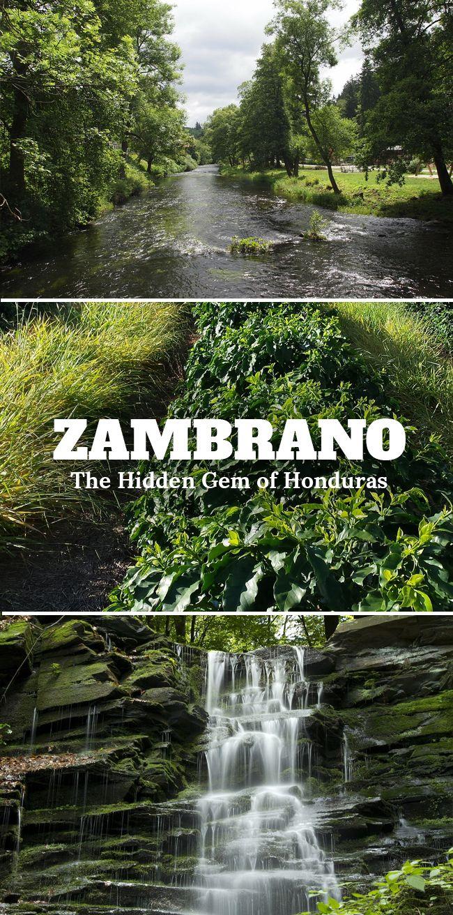 The Hidden Gem Of Honduras: Zambrano