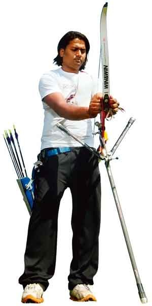 Eyes on the target | India #Archery team  http://www.livemint.com/2012/03/29200956/Eyes-on-the-target.html#