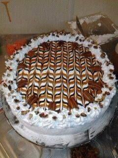 Freddy's Frozen Custard Turtle Cake in Goodyear, AZ!!