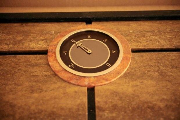 Floors' meter @ Foksal Residence