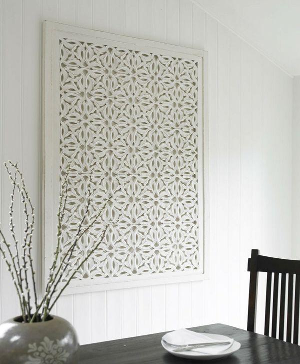 Les 25 meilleures id es de la cat gorie panneaux d coratifs sur pinterest signes des criture - Panneaux muraux decoratifs ...