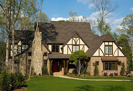 54 best architecture: tudor style homes images on Pinterest ...