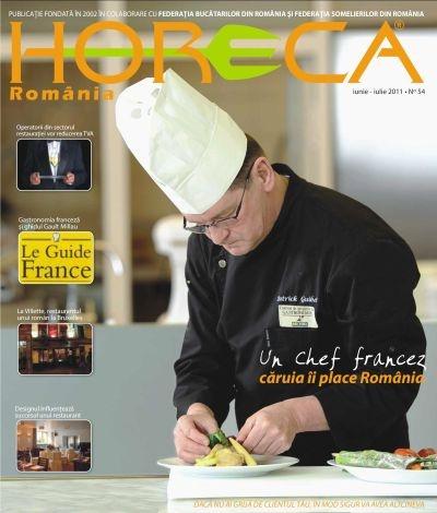 Issue 54 - Patrick Guibet/Chef METRO