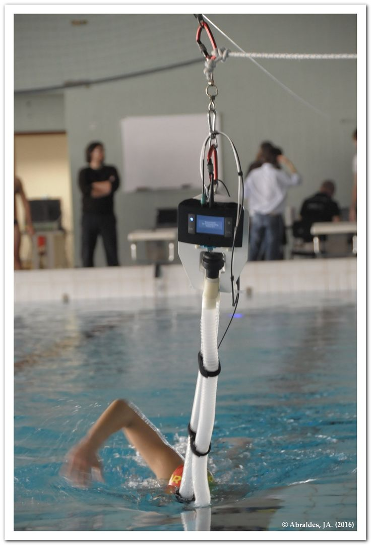Aquatrainer with K5 live demonstration at the International Seminar for Aquatic (and other) coaches (Porto, Portugal)