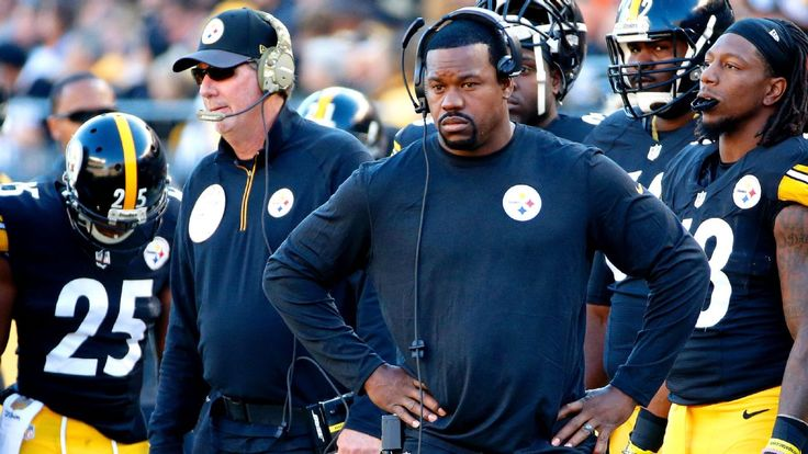 Steelers assistant Joey Porter arrested at Pittsburgh bar, accused of assaulting doorman