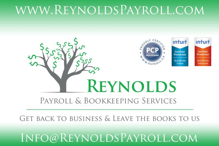It's the most wonderful time of the year. As the last of December's paperwork comes rolling in it's time for entrepreneurs to start thinking about year end. Keep up to date year round and leave the paperwork to us. Contact Reynolds Payroll & Bookkeeping Services today at: info@reynoldspayroll.com.