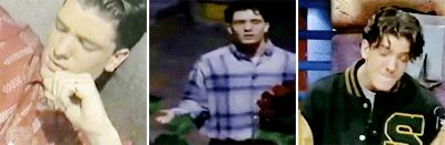 Immagine di jc chasez, mickey mouse club, 90s