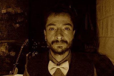 Un viejo escritor   Andrés Pascuas Cano