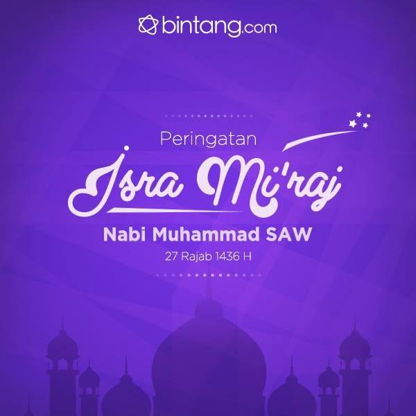 Isra Mi'raj Bintang.com Indonesia