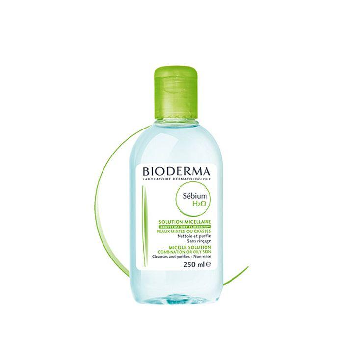 Bioderma Sebium H20 250ml , patentli aktif madde olan fluidactive  kompleksi içermektedir. Ürün #sabun , #alkol ve #renklendirici içermez ve komedojenik değildir. #Mikroemülsiyon yapısına sahiptir. #Ürün cildi #kir ve #makyaj kalıntılarından arındırmaya ve cildin temizlenmesine yardım eder, temizlerken kurutmaya neden olmaz.  Ürünler son teknoloji teknikleri kullanılarak üretilmişlerdir. Bioderma markası her #cilt tipinin bakımına yardımcı ürünler geliştirmektedirler.