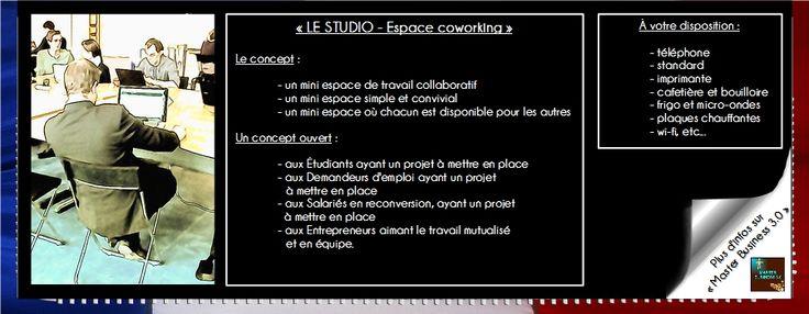 LE STUDIO - Espace coworking Amiens