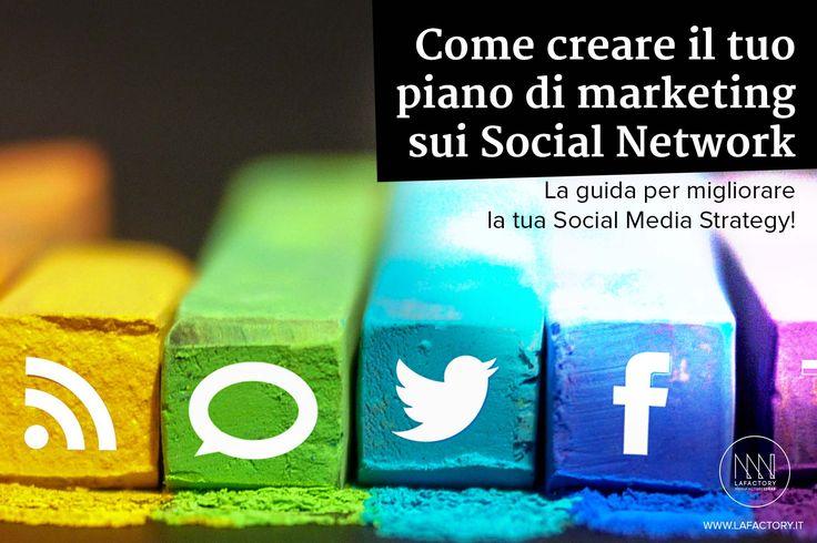 Segui la guida passo passo per creare il tuo piano di marketing sui Social Network e inizia a trovare nuovi clienti online!