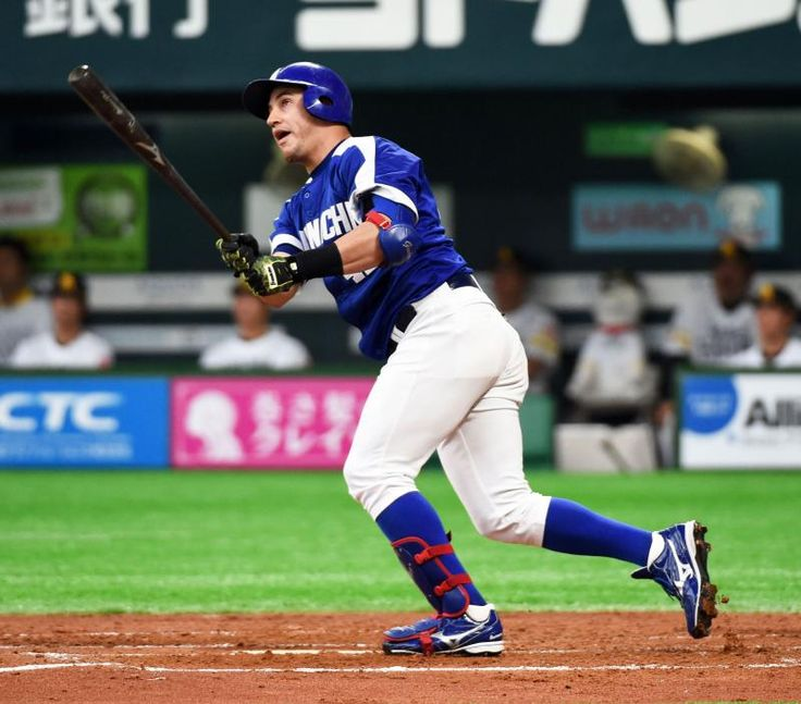 Chunichi Dragons looking to sign Alex Guerrero (former Dodger) to a multi-year deal he'll be a FA after this season and is currently hitting .277/.382/.580 with 31 HR (NPB leading) and 73 RBIs in the year.
