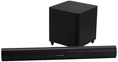 Special Offers - Harman Kardon SB 26 Advanced Recertified Soundbar with Bluetooth and Powered Wireless Subwoofer - In stock & Free Shipping. You can save more money! Check It (November 17 2016 at 12:25AM) >> http://caraudiosysusa.net/harman-kardon-sb-26-advanced-recertified-soundbar-with-bluetooth-and-powered-wireless-subwoofer/