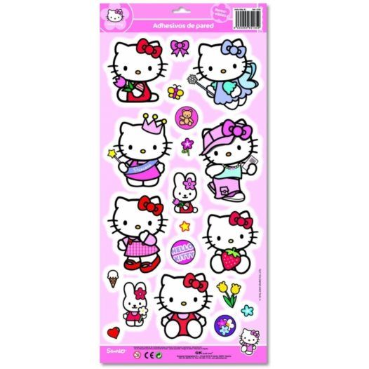 Disney - Hello Kitty Wallies - Rosa