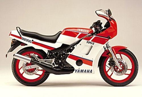 The Best 1984 1985 Yamaha Rz350 Repair Service Manual Pdf Download Dsmanuals Yamaha Yamaha Bikes Repair Manuals