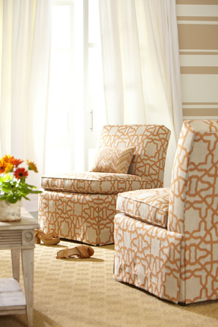 Tangerine Living Room Decor: Tangerine Dream.
