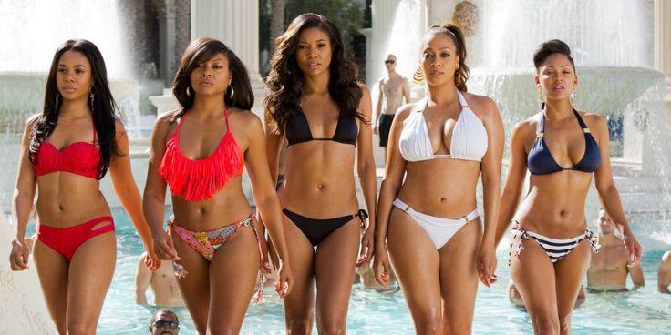Taraji P. Henson Bikini | Meagan Good, Taraji P. Henson, Gabrielle Union, LaLa Anthony, Regina ...
