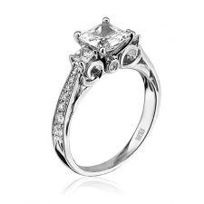 Diamond Engagement Ring –  Corpus Christi – Rockport TX –  Victorias Fine Jewelry – sk-m1721qr310