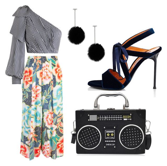 """""""Untitled #8"""" by tripti917 on Polyvore featuring Zimmermann, Walter De Silva, Mara Hoffman and tuleste market"""