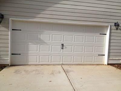 14 best garage door makeover images on pinterest