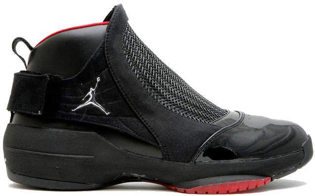 Jordan 19 Retro Bred CDP (2008