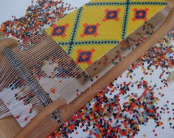 beazu bead loom instructions
