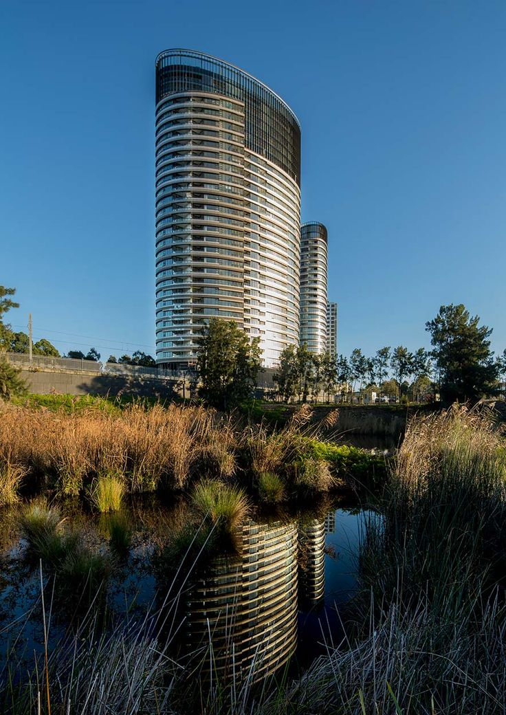 Australia Towers Sydney / Bates Smart