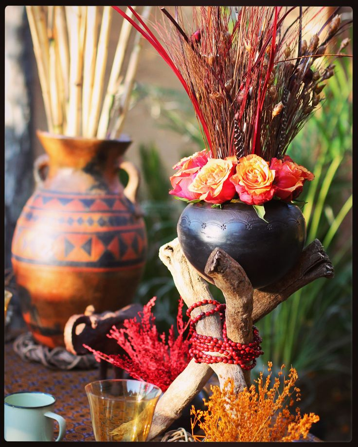 65 best traditional african wedding centerpieces and decor images traditional african wedding decor zulu wedding traditional wedding ideas african wedding centerpieces junglespirit Choice Image
