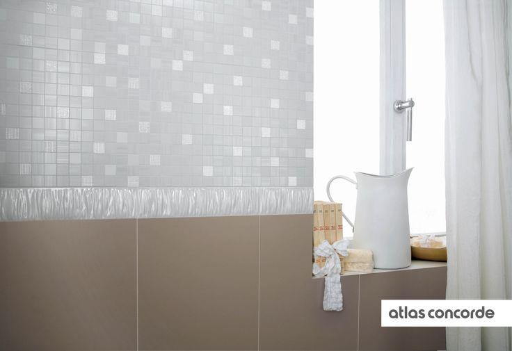 #RADIANCE | #Canvas | #White | #AtlasConcorde | #Tiles | #Ceramic