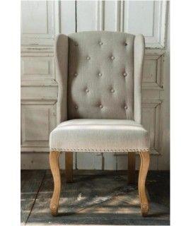 Krzesło Keith Riviera Maison