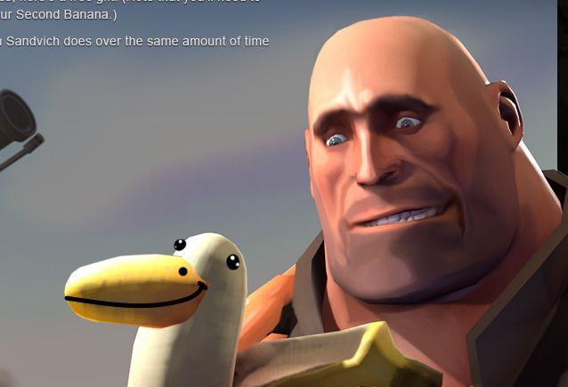 idk second banana #games #teamfortress2 #steam #tf2 #SteamNewRelease #gaming #Valve